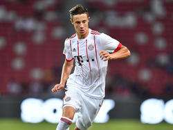 Wechselt vom FC Bayern München zum VfL Bochum: Milos Pantovic