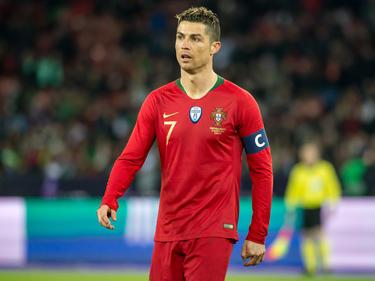 Der Vertrag von Cristiano Ronaldo in Madrid läuft noch bis 2021