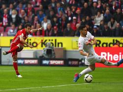 Juan Bernat erzielte einen Treffer gegen den 1. FC Köln