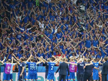 Die Isländer träumen von der WM in Russland