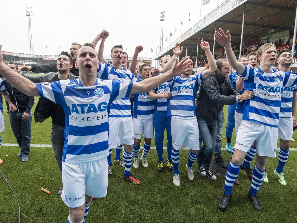 Play-offs Eredivisie » Nieuws » De Graafschap-duo