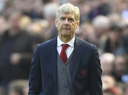 Arsène Wenger verlässt den FC Arsenal