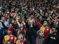 Die Begeisterungsfähigkeit der türkischen Fans ist in Europa berühmt und berüchtigt