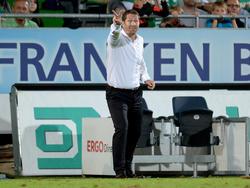 Franco Foda ist einer der Kandidaten für das Amt des österreichischen Nationaltrainers