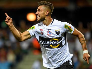 Nikola Zivotić empfahl sich in Altach für einen Platz im U21-Nationalteam