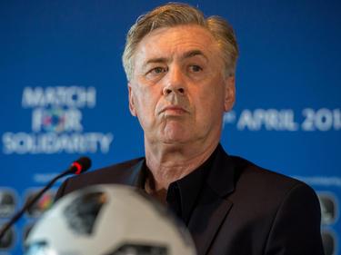 Könnte sich vorstellen, Trainer beim FCArsenal zu werden: Carlo Ancelotti