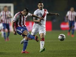 Raúl Bobadilla podría estar en el once titular ante Perú. (Foto: Imago)