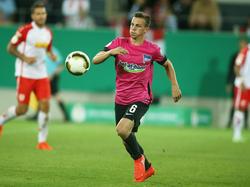 Vladimir Darida wird der Hertha vorerst fehlen