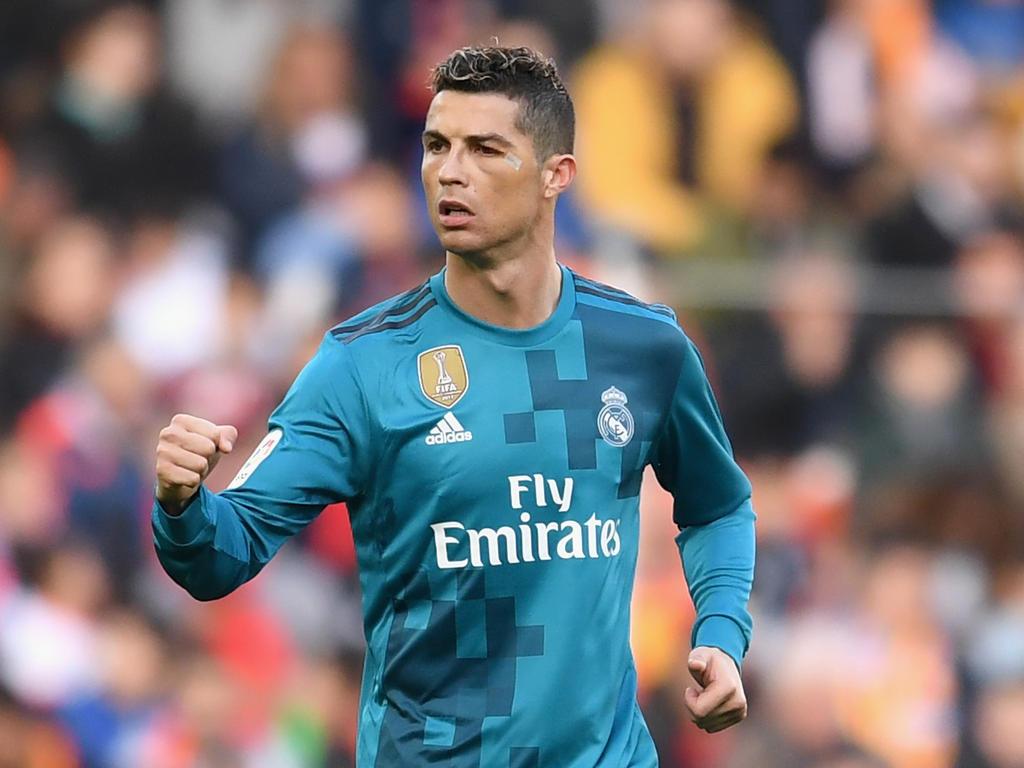 Cristiano Ronaldo spielt seit 2009 für Real Madrid