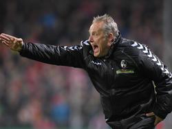 Christian Streich erwartet wütende Schalker am Wochenende