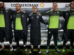 Die DFB-Kicker bekommen eine kurze Pause nach der Pleite gegen England
