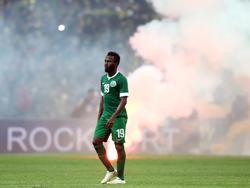 Fahad Al-Muwallad steht in dieser Saison bei Levante unter Vertrag