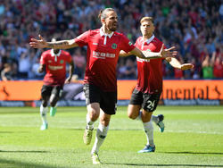 Martin Harnik steht vor einem Wechsel zu Werder Bremen