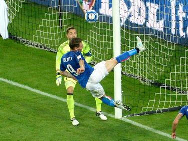 Andrea Belotti traf für Italien gegen Liechtenstein