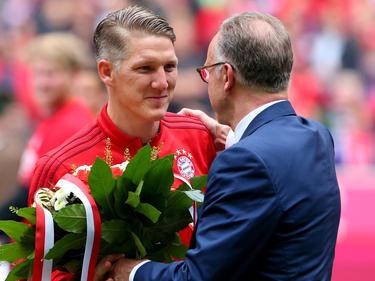 Bastian Schweinsteiger erhält ein Abschiedsspiel vom FC Bayern