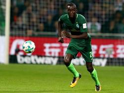 Lamine Sané war im Januar von Werder Bremen suspendiert worden