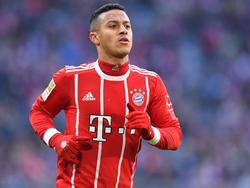 Thiago spielt seit 2013 in München