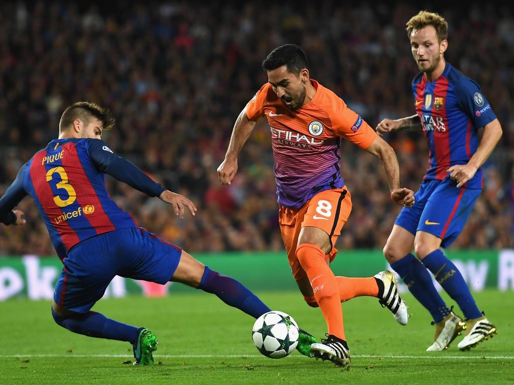 Ilkay Gündogan stand kurz vor einem Wechsel zum FC Barcelona