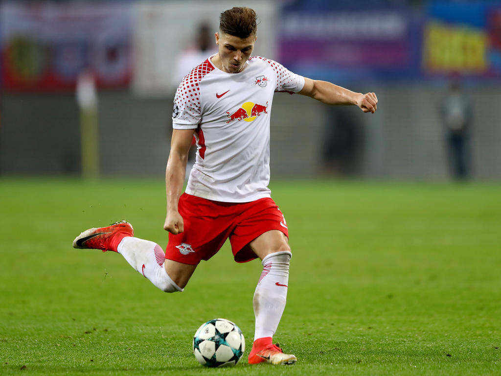 Marcel Sabitzer bleibt langfristig bei RB Leipzig