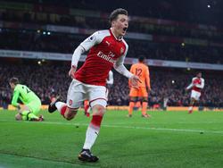 Mesut Özil hat beim FC Arsenal verlängert