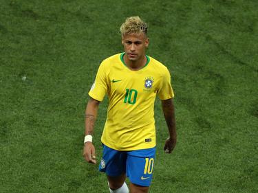 Neymar sorgte mit seiner Frisur für viel Wirbel bei seinen Fans