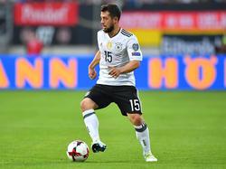 Amin Younes ist vom DFB-Team begeistert