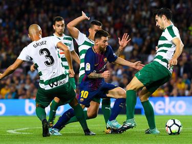 Lionel Messi war einfach nicht aufzuhalten