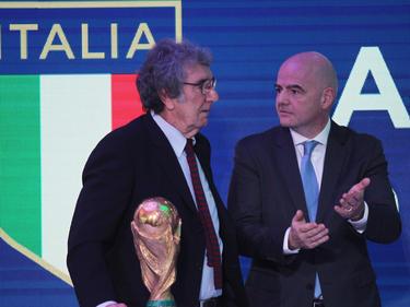 Der WM-Pokal wird in Russland nicht an Italien gehen