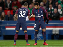 Neymar no ha podido disputar el tramo final de temporada con el PSG. (Foto: Getty)