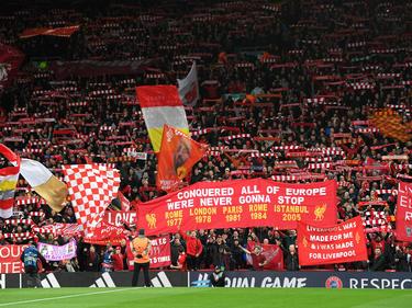 Die Stimmung an der Anfield Road soll die Spieler auch gegen Rom beflügeln