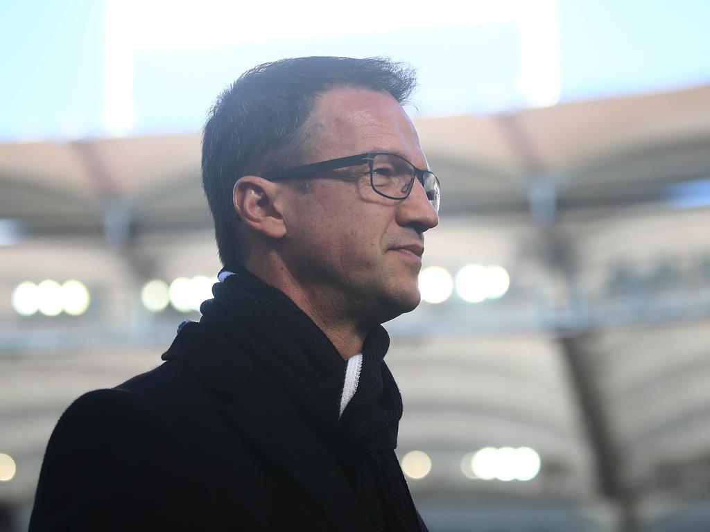 Fredi Bobic und die Eintracht stehen derzeit teils ungewollt im Fokus