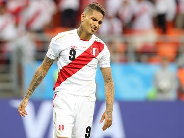 Paolo Guerrero wird die Gruppenphase mit Peru nicht überstehen