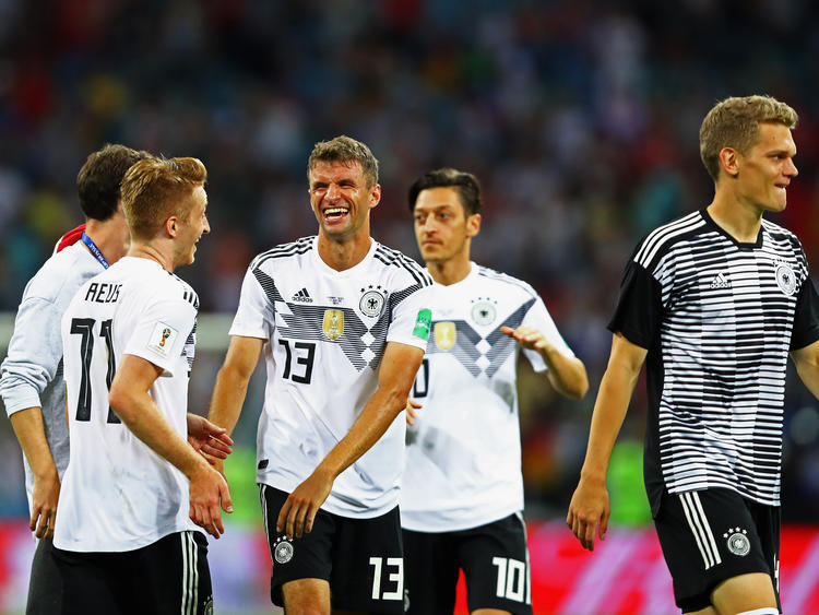 Das DFB-Team will ins Achtelfinale einziehen