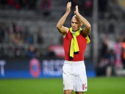 Arjen Robben kehrt mit den Bayern nach Eindhoven zurück