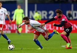 Hamburg und Hertha lieferten sich ein umkämpftes Duell