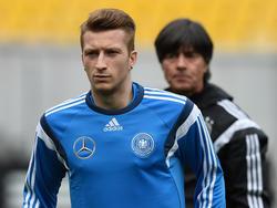 Bundestrainer Löw hätte Dortmunds Marco Reus gern in Russland dabei