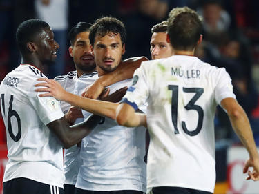 Hummels marcó el tanto decisivo para Alemania. (Foto: Getty)