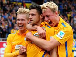 Braunschweig feierte den zweiten Heimsieg der Saison
