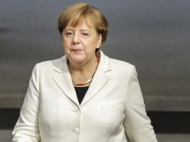 Angela Merkel hält nichts von einem WM-Boykott