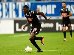 In Frankreich erfolgreich: Karl Toko Ekambi