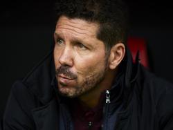 Diego Pablo Simeone ha hablado en rueda de prensa (Foto: Getty)