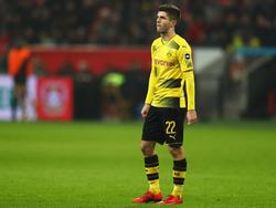 Christian Pulisic ist beim BVB längst eine wichtige Figur geworden