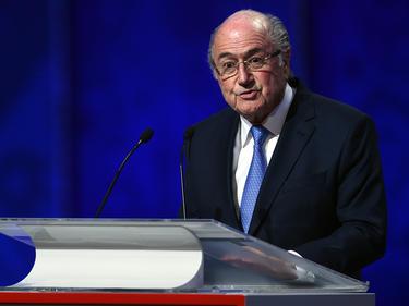 Joseph S. Blatter hat seinen FIFA-Nachfolger kritisiert
