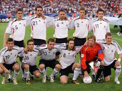 Viele WM-Helden von 2006 sind nun anderweitig im Einsatz