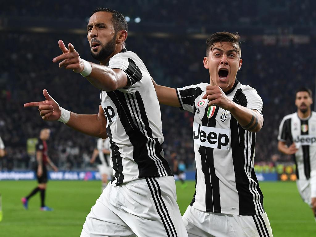 Serie A » Noticias » Dybala tumba al Milan en el descuento (2-1) 7cc258228627c