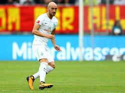 Zurück auf dem Rasen: Luca Caldirola