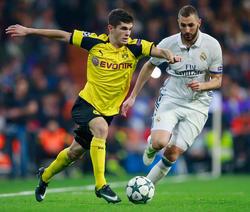 Christian Pulisic (l.) steht scheinbar auf dem Einkaufszettel von Real Madrid