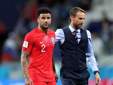 Wunderte sich über den Elfmeterpfiff zu Gunsten seines Teams: England-Coach GarethSouthgate