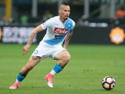 Marek Hamsik absolvierte bislang 501 Spiele für Napoli