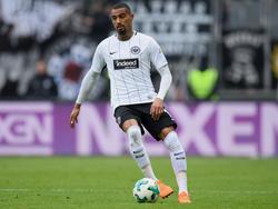 Kevin-Prince Boateng ist bei Eintracht Frankfurt ein wichtiger Faktor